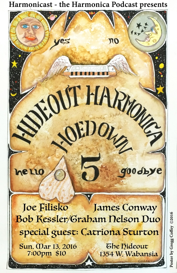 hoedown poster 2016